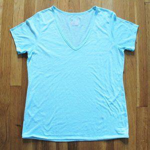 Under Armour HeatGear Short Sleeve Shirt Women's L
